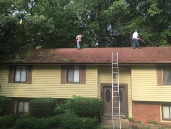 Gutter Cleaning in Rex, GA