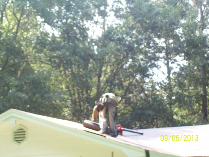 Roof Installation in Senoia, GA